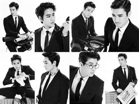 download mp3 super junior black suit super junior m continue to catch eyes with their good