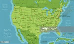 america map with labels 201 tatsunis dam 233 rique du nord carte avec des lettres