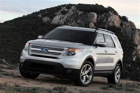 Ford Explorer Recall by 2011 Ford Explorer Receives Its Recall Cool Cars