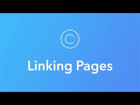 ionic pages tutorial ionic creator tutorials linking pages youtube