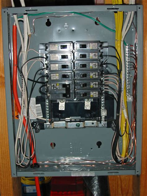 100 meter with breaker box wiring diagram get free