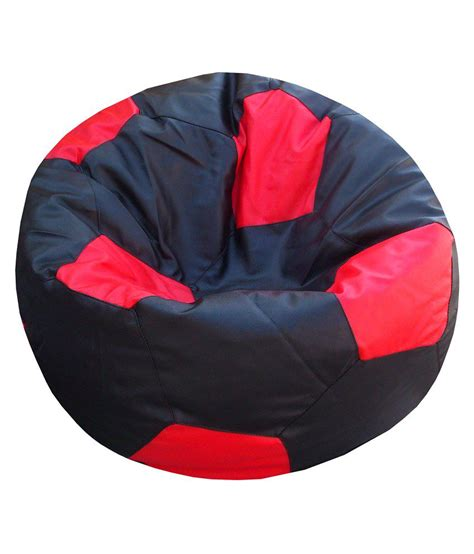 Football M Bag orka football bean bag xl with beans buy orka
