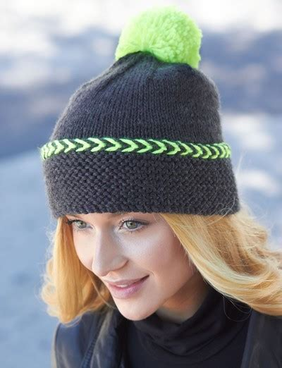 knitted cap 66 knit hat patterns for winter allfreeknitting