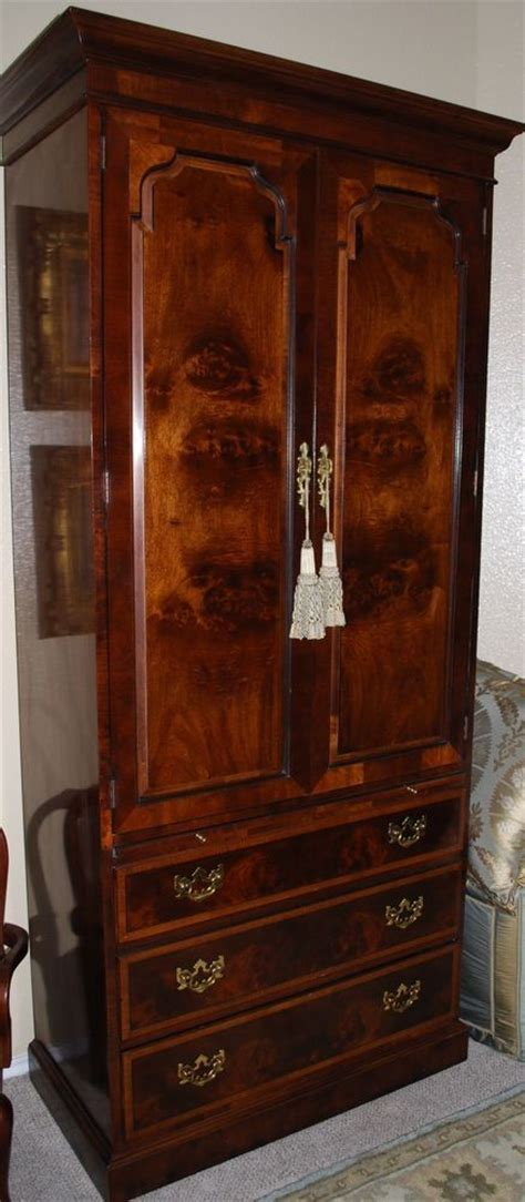 henredon armoire armoire wardrobe armoires and wardrobes on pinterest