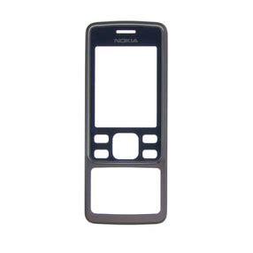 Nokia 6300 Original Garansi original nokia 6300 frontcover in silber mobilefun de
