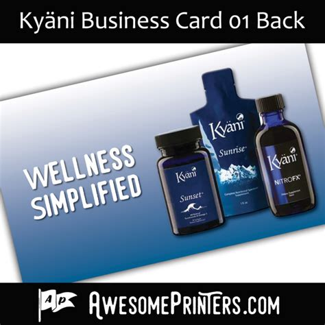 kyani business cards template kyani business cards cnst us