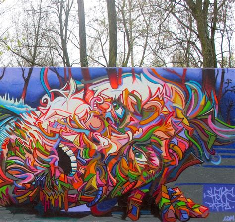 Wonderful Graffiti From Wonderful Graffiti by Wonderful Mural Painting Quot Vs Quot By