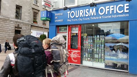 Tourism Office by Dublin Tourism Office O Connell Book Day Tours