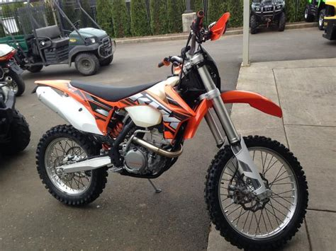 Ktm 350 Dirt Bike 2013 Ktm 350 Xcf W Dirt Bike For Sale On 2040motos