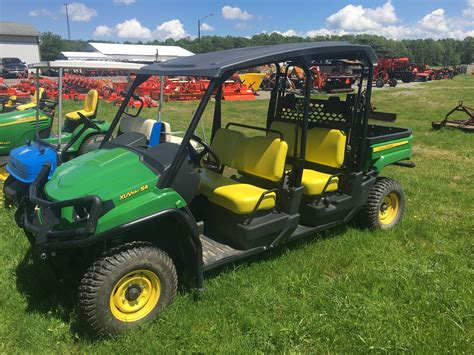 100 deere gator xuv 855d how to drive a