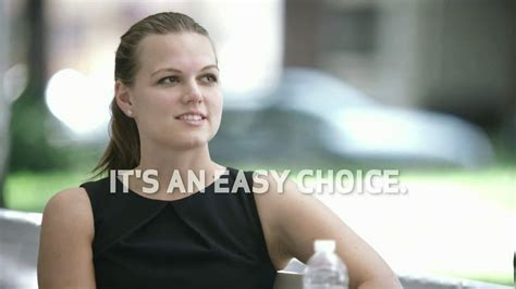 verizon commercial actress 4g lte verizon interviews tv commercial easy choice