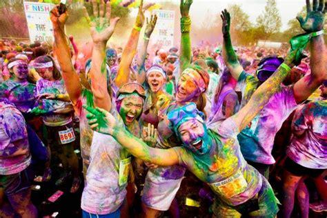 color run pictures the color run returns to in 2018 sortiraparis