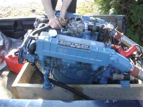 Chrysler Marine 318 by Chrysler 318 Marine Build