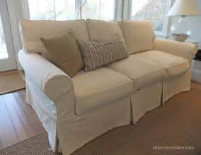 How To Make Slipcover For Sectional Sofa by Sofa Slipcovers The Slipcover Maker