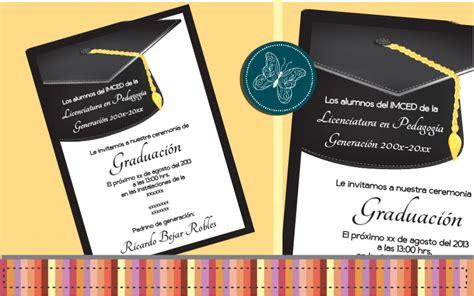 invitaciones graduacion preescolar invitaciones para graduaci 243 n invitaciones pinterest prom