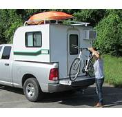 Eureka Campers Inc Pup Pick Up Papoose Slide In