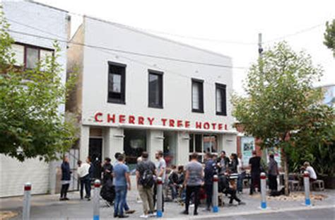 cherry tree hotel cherry tree hotel bars in cremorne melbourne