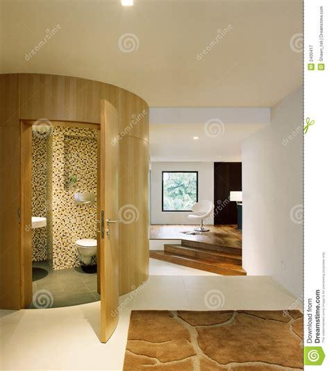Zen Interior Design Innenarchitektur Badezimmer Lizenzfreie Stockfotografie
