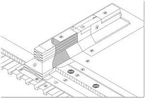 Roof Sleeper Detail sbs details d1 7 6 1 curbs sleepers equipment sleeper rcabc roofing practices manual