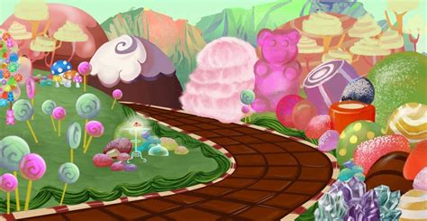 r layout land candyland backgrounds wallpaper cave