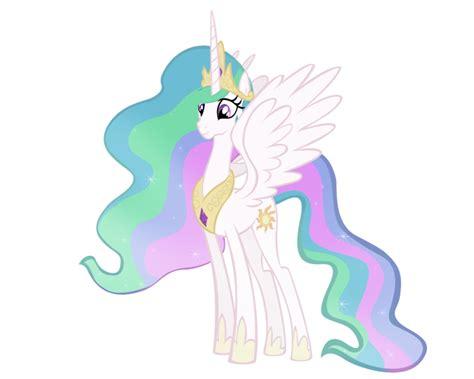 Pony Vectors Princess Celestia By Voleurchatnoire On My Pony Princess Celestia Pictures