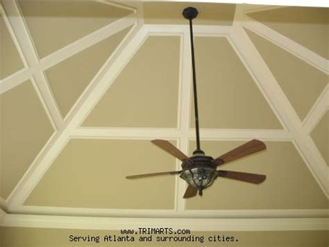 Professional Carpentry Trim And Cabinets In Atlanta Thick Ceiling Paint