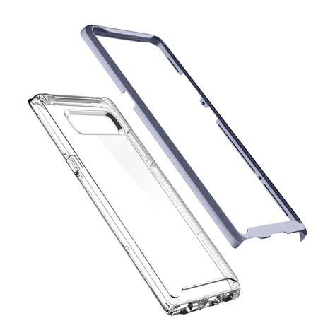 Spigen Neo Hybrid For Galaxy Note 8 Grey Abu Abu spigen 174 neo hybrid crystal 587cs22093 samsung galaxy note