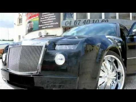 chrysler 300 vs phantom chrysler 300c body kit custom rolls royce phantom by cwc