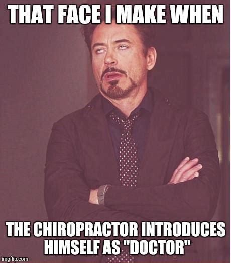 Meme A - chiropractor meme related keywords chiropractor meme