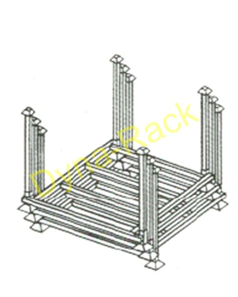 Stack A Rack by Stacking Racks