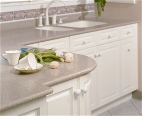 recommended maintenance and care for solid surface countertops