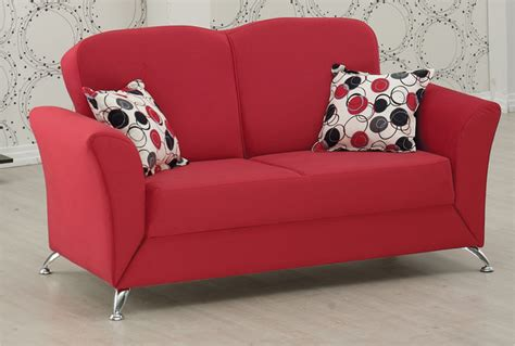 red microfiber loveseat roma loveseat in red microfiber modern loveseats by
