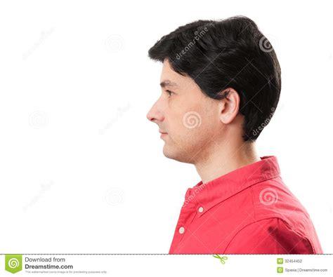 fotos para perfil varon cara del perfil del hombre foto de archivo imagen de
