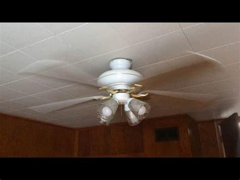 redington iv 52 ceiling fan hton bay redington iv ceiling fan 52 quot 2 of 2