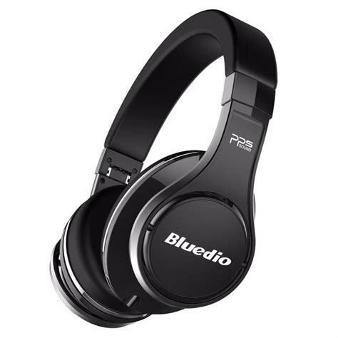 Bluetooth End To End bluedio u ufo high end bluetooth headphones patented