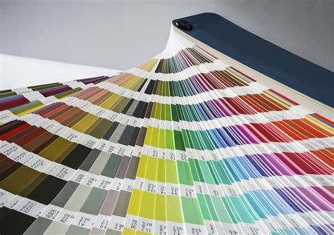 pantone color wheel color choices for signs we can help