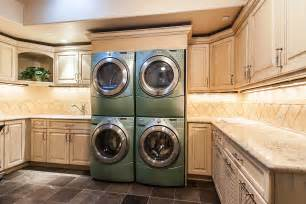 Efficient elegant laundry rooms come out of hiding colorado real