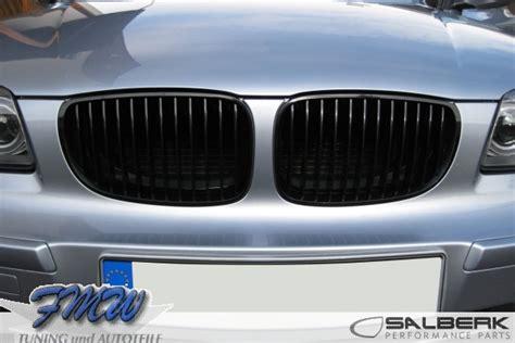 Bmw 1er Coupe Schwarze Nieren by Shadowline Gl 228 Nzend Schwarze Nieren Bmw 1er E87n E81 E82