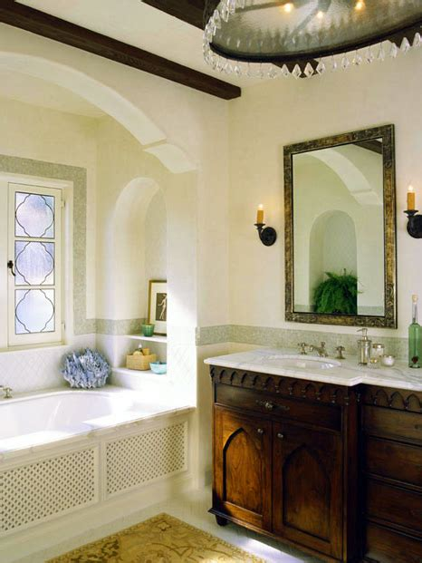 moroccan bathroom vanity designer bathrooms vanity and sink styles for all tastes