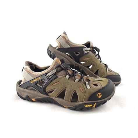 merrell water sandals merrell all out blaze sieve j65243 water sandals brindle