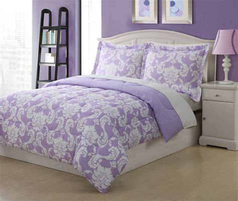 full size purple comforter sets click more images