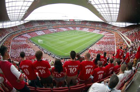 arsenal stadium arsenal photo arsenal stadium emirates stadium