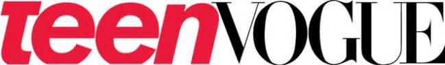 Image Logo Teenvogue Png Logopedia The Logo And