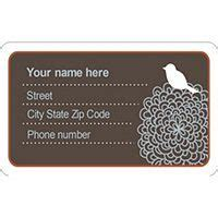 Avery Luggage Tag Template by Printable Luggage Tags On Tags Embroidery