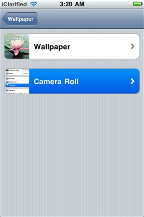 iphone wallpaper camera roll how to set your iphone homescreen and lockscreen wallpaper