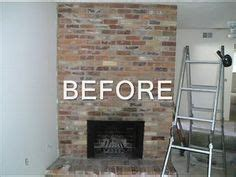 1000 images about fireplace refacing on brick