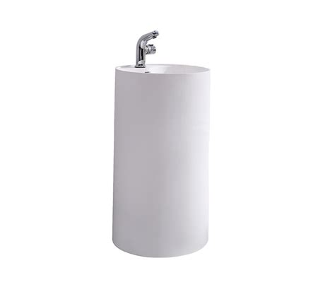 modern bathroom pedestal sink modern pedestal sink anzo