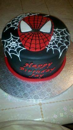 spider man cakes ideas  pinterest spider