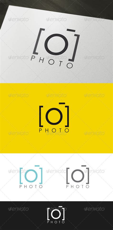 photography logo psd