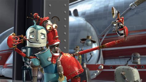 film robot systems robots 2005 review wizard dojo